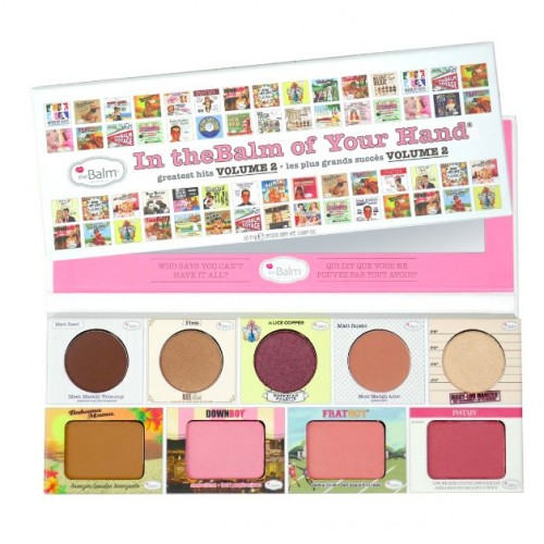 theBalm Набор для макияжа In theBalm of Your Hand Vol.2