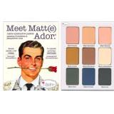 theBalm Матовая палетка теней Meet Matt(e) Ador