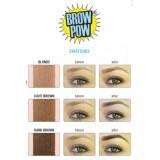 theBalm Пудра для бровей Brow Pow
