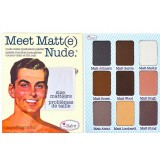 theBalm Матовая палетка теней Meet Matt(e) Nude