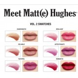 theBalm Набор мини помад Meet Matte Hughes Vol.2