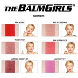 theBalm Помада для губ theBalm Girls