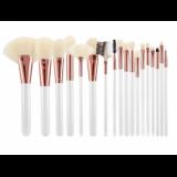 Tools For Beauty Набор кистей для макияжа White Ecru 18 шт