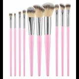 Tools For Beauty Набор кистей для макияжа Pink 10 шт