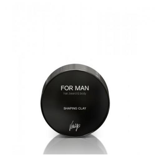 Vitality's Моделирующая глина для укладки волос For Man Shaping Clay 75 мл