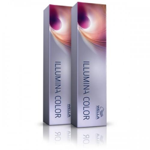 Стойкая краска для волос Wella Illumina Color, 60 мл