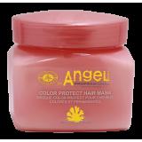 Angel Professional Маска для окрашенных волос защита цвета AMB Color Protect Mask 500 мл